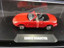 Mazda EUNOS Roadster Red MX-5 1/64 Minicar Collector's Club TAMIYA