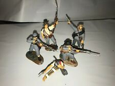CONTE TSSD CONFEDERATE SOLDIERS PROFESSIONALLY PAINTED SET OF 5