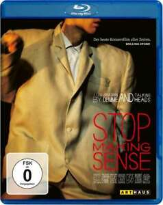 The Talking Heads: Stop Making Sense (OmU)[Blu-ray/NEU/OVP] von Jonathan Demme