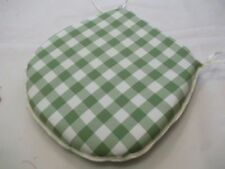 Checked Decorative Cushion Pads