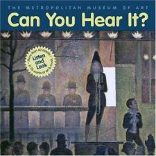 Can You Hear It? by William Lach (2006, Hardcover)
