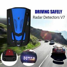V7 Car Speed Radar Detector 360° 16 Band GPS Police Safe Voice Alert Laser VHS
