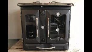 La Nordica ThermoSuprema Wood Fuel Range Cooker & Back Boiler 18kW ( not Aga )