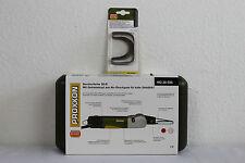 PROXXON Set 28536 Bandschleifer BS/E Bandfeile inkl. Schleifbänder+28583