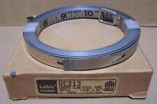 "LUFKIN Chrome Clad Steel Tape Refill 3/8"" x 50' OC213 45144 vintage"
