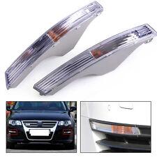 For 05-11 VW Passat B6 Indicator Front Bumper Turn Signal Light Lamp Housing