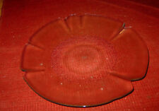 Rosenthal studio-line ,Salateller aus Schleuderglas Ø33cm, Neu&OVP