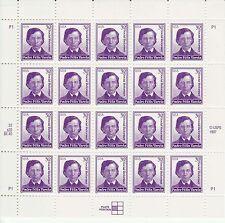 PADRE FELIX VARELA STAMP SHEET --  USA #3166 32 CENT 1997