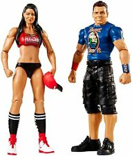 WWE Series # 51 the Miz & Maryse, 2 Pack Action Figure