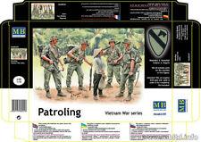 Patroling, Vietnam 1/35 MAsterbox