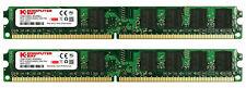 Komputerbay 4GB (2X 2GB) DDR2 800MHz PC2-6300 PC2-6400 (240 PIN) DIMM RAM