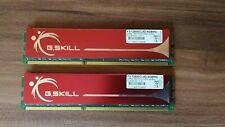 Arbeitsspeicher G.SKILL RAM 4GB KIT DDR3-1600 (2x2GB)