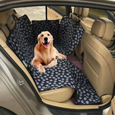 Dog Carriers Waterproof Rear Back Pet Dog Car Seat Cover Mats Hammock Protector