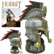 The Hobbit Helm of Dain Ironfoot by United Cutlery UC3167 *NEW*