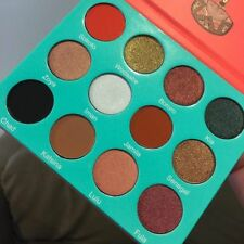 Authentic Juvia's Place The Saharan Eyeshadow Palette - Brand New In Box