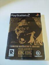 Vendo el juego King Kong - Limited Collector's Edition - PLAYSTATION 2