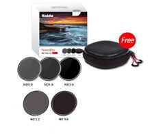 Haida NanoPro MC Ultra Slim ND Patinium Filterset mit 5 Filtern und Filtertasche