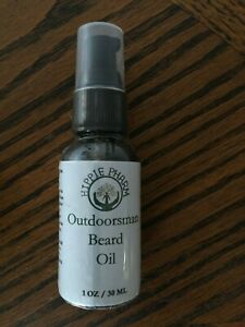 Beard Oil All Natural Outdoorsman 1oz by Hippie Pharm