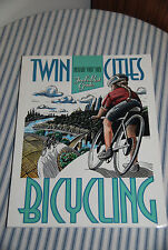 Twin Cities Bicycling: Fred's Best Guide to Twin Cities Bicycling - Richard Arey