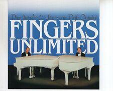 CD PIM JACOBS & LOUIS VAN DIJK QUINTETfingers unlimited1986 EX+ (B3650)