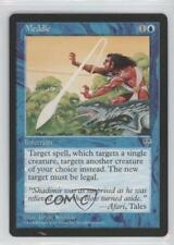 1996 Magic: The Gathering - Mirage Booster Pack Base #NoN Meddle Magic Card 0a1