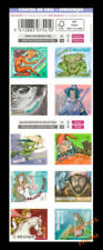 10 Timbres carnets