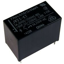Fujitsu Takamisawa Relais JV-5S-KT 5V DC 1xEIN 5A 125R Relay Print 855142