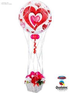 "24"" Balloon Net - To make Hot Air Balloon Centrpieces/Gifts"