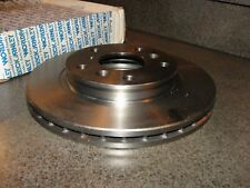 Vented DiscBrake Rotor Front Beck/Arnley 083-2281 Ford Probe,Mazda 626,MX6 Turbo