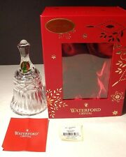 *NEW* Waterford Crystal Christmas 2015 BELL OF PEACE New in Box