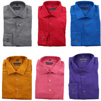 Geoffrey Beene Mens No Iron Wrinkle Free LS Classic Fit Dress Shirt