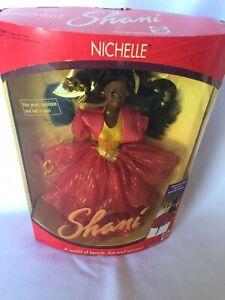 Barbie Mattel Shani A.A.1991 Nichelle Glamorous Fashion Doll Gorgeous!