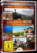 Glückliche Reise Vol. 1 - DVD Film 3 Folgen Urlaub Serie Pidax Neu Ovp