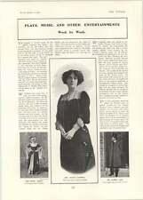 1902 Zeffie Tilbury Halifax Kings Cross Band Clarisse Heney