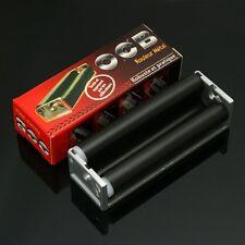 OCB 70mm Handroll Metal Cigarette Tobacco Rolling Machine Roller Maker