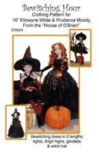 EW024 Bewitching Hour  pattern 4 Ellowyne,  Tonner