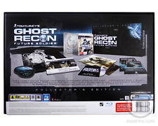 Ghost recon: future soldier collectors edition pour pc, neuf, scellé