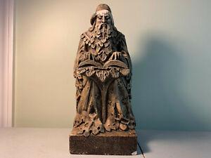 Windstone Editions Wizard Statue - 1996 Pena - Reading Merlin Rare