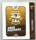 2015 AFL select Hawthorn THREE PEAT Premiership Limited Edition Set 25 Cards