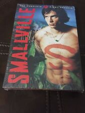 Smallville - The Complete First Season 1 (Region 1 DVD 6-Disc Box Set) Sealed