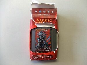 Magic the Gathering MTG Gatecrash 15 card Booster Pack: Dimir Dementia