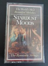 STARDUST MOODS Music Cassette The Romantic Strings 1991 New Reader's Digest