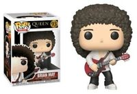 Brian May - Missing Arm - Queen - Defective Funko Pop Vinyl New in Box