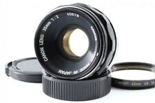 *MINT-* Canon 35mm F/2 Leica Screw Mount LTM L39 Lens w/Filter from Japan #2