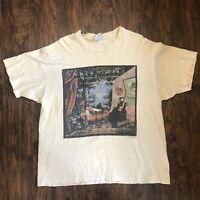 Rare Vintage Indigo Girls Swamp Ophelia 1994 Tour T Shirt 90s Folk Rock Band XL
