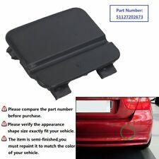 Rear Bumper Tow Hook Cover Cap For 2010-2011 BMW E90 3-Series 328i 335i Gray