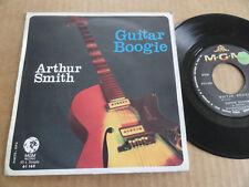 """DISQUE 45T DE ARTHUR SMITH  """" GUITAR BOOGIE """""""