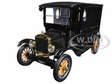 1925 FORD MODEL T PADDY WAGON BLACK 1/24 DIECAST MODEL CAR BY MOTORMAX 79316