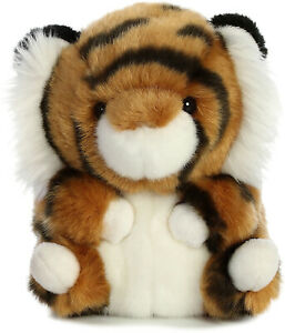 "Aurora - Rolly Pet - 5"" Terrific Tiger"