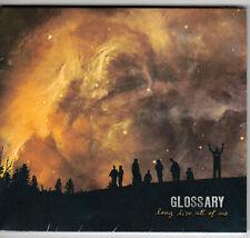 Glossary - Long Live All Of Us CD digipak